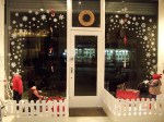 Kidsen Christmas windows from instore