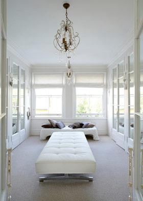 White Dressing Room 171 Emily Wheeler