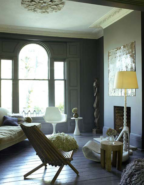 Abigail Ahern sitting room