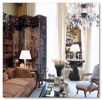 An Interior Is The Natural Projection Of The Soul, Coco Chanel