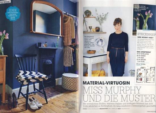 tori murphy s home in germany s couch magazine emily wheeler. Black Bedroom Furniture Sets. Home Design Ideas
