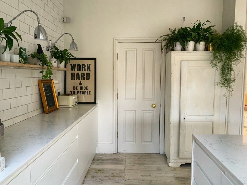 Emily Wheeler kitchen plants